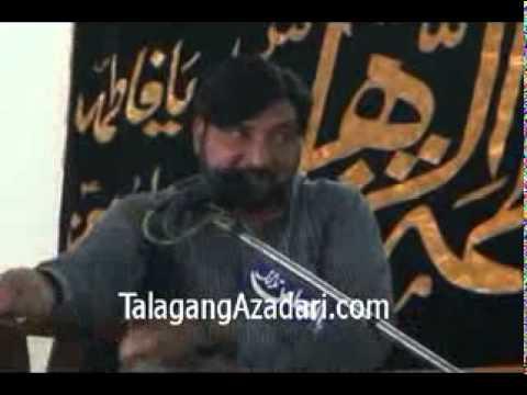 Allama Nasir Talhara (7th Ramzan 1436/2015 Talagang)