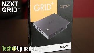 NZXT GRID+ Fan Control Hub Review