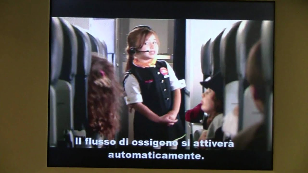 Funny Airline Safety Video from Pegasus Airlines (given by ... Funny Videos