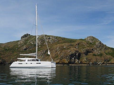 My thoughts on the Nautitech Open 46 catamaran.