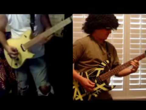 Ratt Wanted Man (guitar tribute/collab)