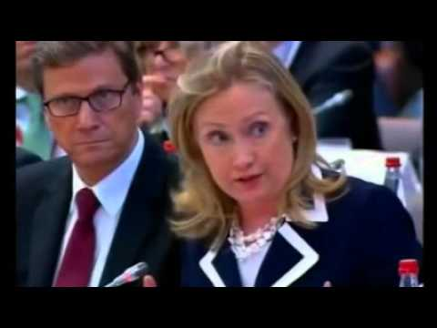 Hillary Clinton Talks Shit to Russia: Wants to start war