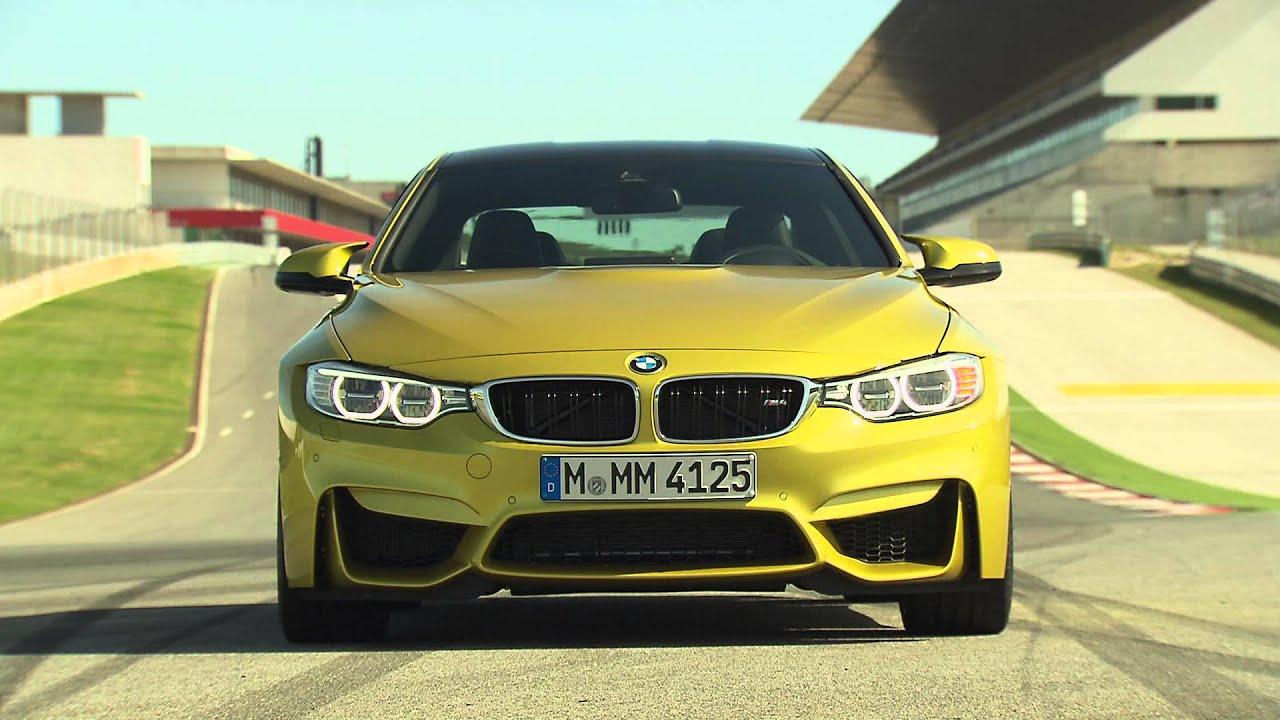 BMW M3 Sedan and BMW M4 Coupé On Location Portimao ...
