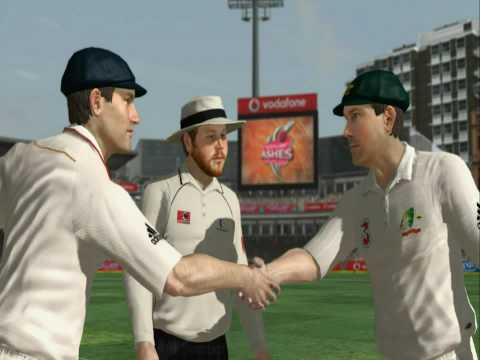 Ashes Cricket 2009 New Screenshots in HD 1440*1080
