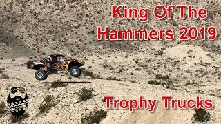 2019 King Of The Hammers Trophy Trucks / Toyo Desert Invitational
