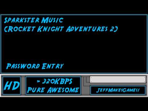 Sparkster (Rocket Knight Adventures 2) Music - Password Entry