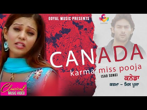 Karma Miss Pooja | Canada | Official Goyal Music video