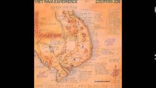 Country Joe McDonald - Vietnam Experience (Full album)