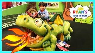 CHILDREN'S MUSEUM Kids Indoor Play Area!!!