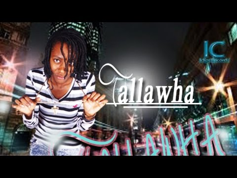 Female Vybz Kartel - Tallawha - Tallawha Mi Name - April 2015 video
