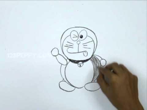 Doraemon Family Drawing How to Draw Doraemon