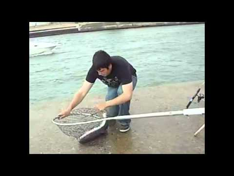 Skamania Mania ~Michigan City 2012~ Steelhead Fishing
