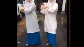 PANAMA DANCE cover by school girl