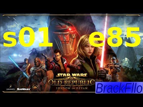 Star Wars: The Old Republic s01e85 - Sabotage und Ueberraschung, Let's Play