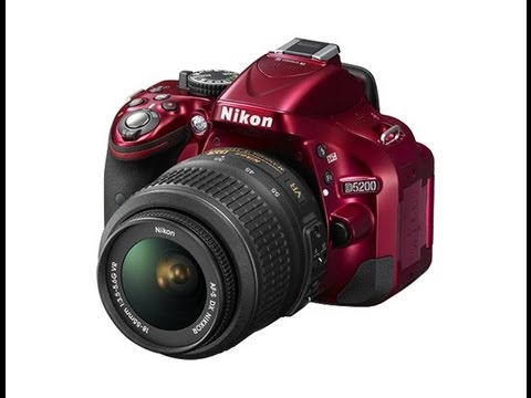 Nikon D5200 Preview en Español