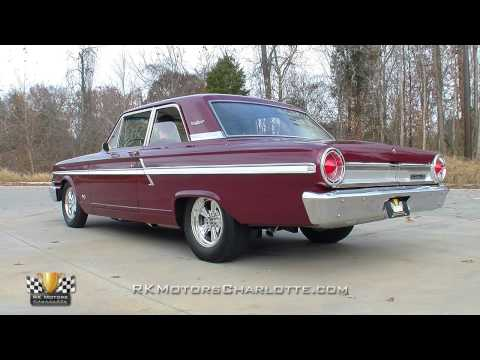 134589 / 1964 Ford Fairlane Thunderbolt
