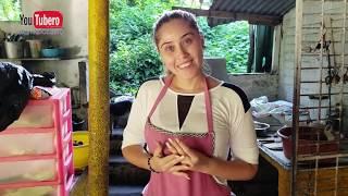 Sopa de cangrejos de río en Atecozol   El Salvador