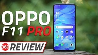 Oppo F11 Pro Review | Camera, Performance, Battery Tests, and More