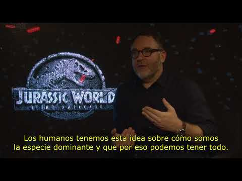 Jurassic World: Fallen Kingdom - Colin Trevorrow