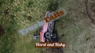 Worst Truck Fails Compilation - Risky & Scary to watch