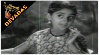 Devadas Movie || ANR & Savitri || Oh Devada Song
