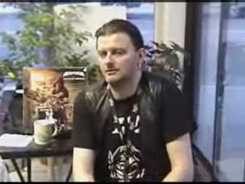 Helloween Interview @ The Opera House in Toronto Canada. (10/10/03) 1 of 2