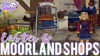 Easter Eggs & Updated Moorland Shops | Star Stable Update | Star Stable Online