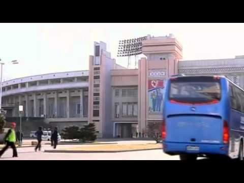 Marathon in Pyongyang