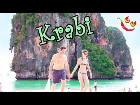 0 Krabi, Thailand Sea Food Roti on Railay Beach อ่าวไร่เลย์ กระบี่