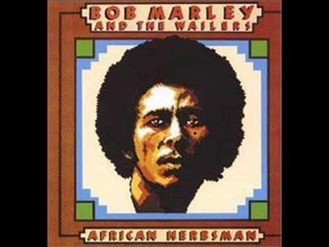 Bob Marley - African Herbman