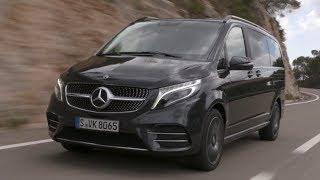 2020 Mercedes-Benz V-Class 300d 4Matic
