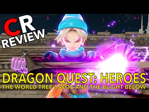 Dragon Quest: Heroes   REVIEW
