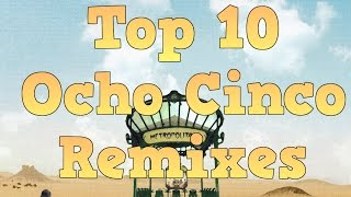 Top 10 Remixes on DJ Snake & Yellow Claw - Ocho Cinco (The Remixes)