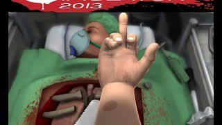 Surgeon Simulator 2013- Türkçe Walkthroug - Bölüm 1