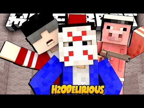 Best Of H2O Delirious Animated Compilation! | (Minecraft Story Mode Mods)