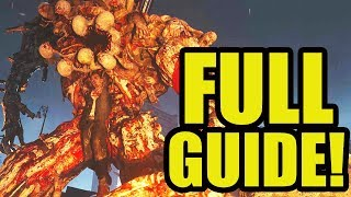 """""""THE FINAL REICH"""" EASTER EGG GUIDE! - FULL EASTER EGG TUTORIAL! (WW2 Zombies)"""
