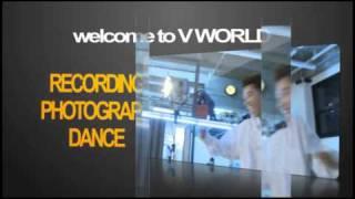 [V WORLD] MAKING DVD + PHOTOBOOK