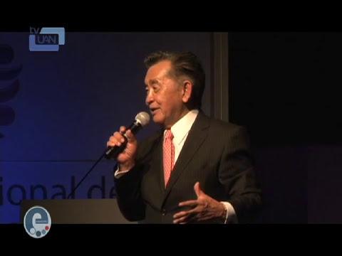 Especiales /Caravana del emprendedor Nayarit 2012 / Carlos Kasuga Osaka Yakult México / 2
