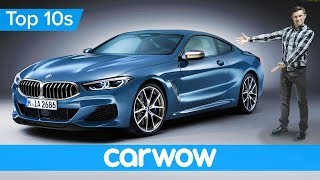 New BMW 8 Series Coupé 2019 revealed - is it a Porsche 911 killer? | Top 10s