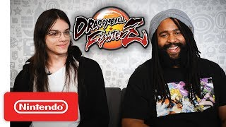 Dragon Ball FighterZ Q&A with Nakkiel & HellPockets - Nintendo Switch