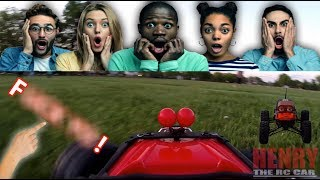 """HENRY SAYS THE F WORD """"HENRY THE RC CAR""""! (EPISODE #99)"""