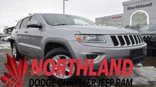 Walk Around 2015 Jeep Grand Cherokee Laredo | Northland Dodge | Auto Dealership in Prince George BC