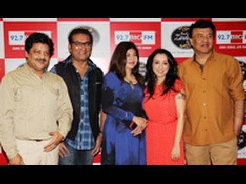 Celebration of 92.7 BIG FM's New Radio Show 'Kuchh Panne Zindagi Ke' | Anu Malik, Udit Narayan