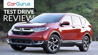 2019 Honda CR-V | CarGurus Test Drive Review