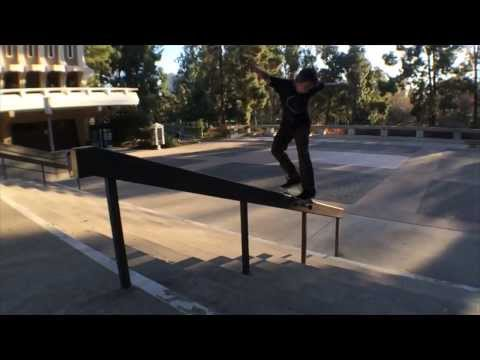 Chase Webb Skates UCI