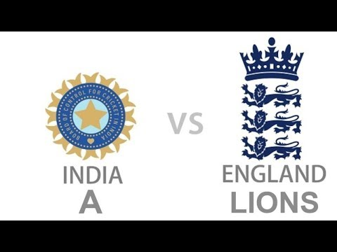 Live Score : India A vs England Lions,1st unofficial Test day 1: I live Streaming I IND vs ENG Match