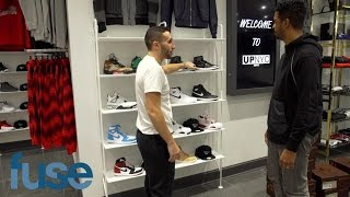 Go Inside Fat Joe and Scotty Kickz's Up NYC Store | Sole Searching