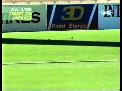 Darren Lehmann 119* vs Victoria 2000/01