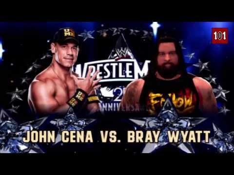 WWE - 5 Huge Wrestlemania 30 Matches?! (WWE 2K14)