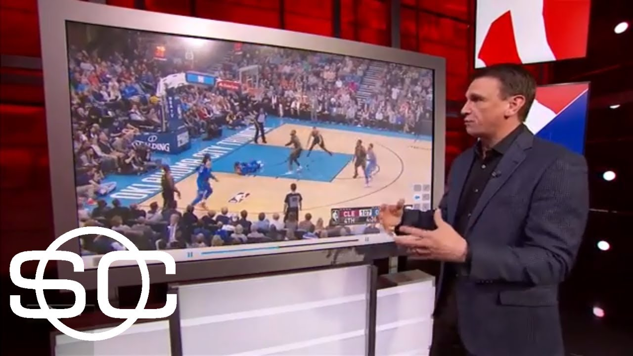 Larry Nance, Jordan Clarkson giving Cavs something we haven't seen all season | SportsCenter | ESPN